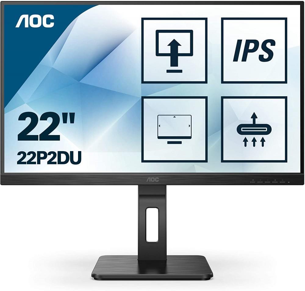 Монитор AOC 22P2DU, 21.5