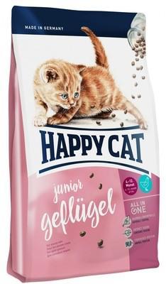 Сухой корм для котят Happy Cat