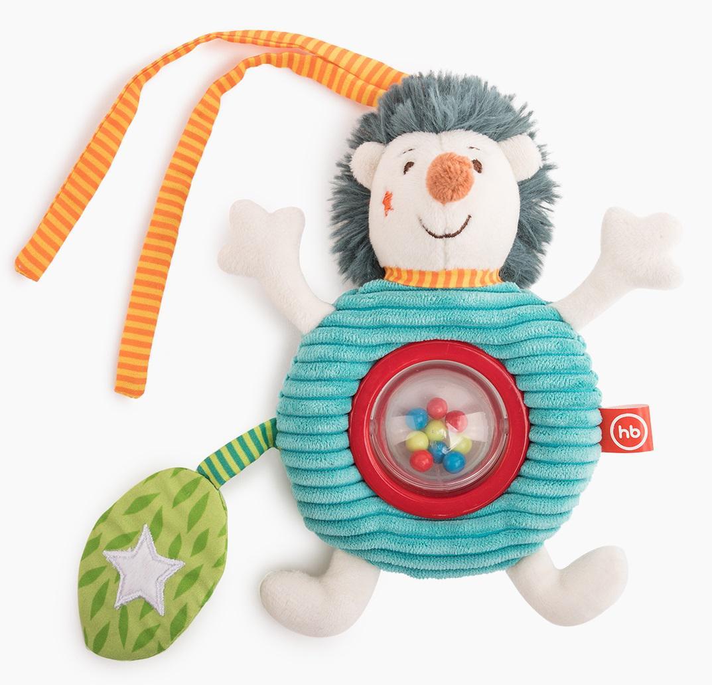 Подвесная погремушка-колокольчик Happy Baby