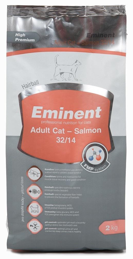 Сухой корм для взрослых кошек Eminent