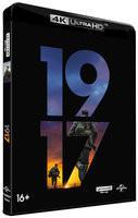 Blu-ray. 1917 (4K Ultra HD) + артбук
