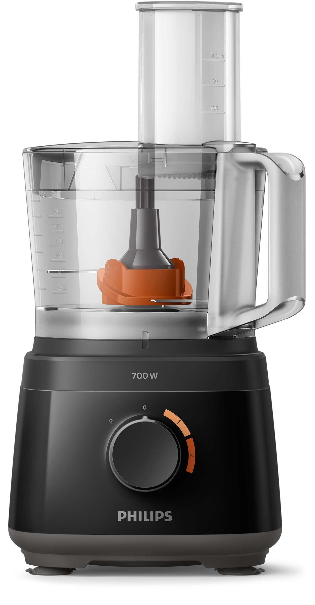 Кухонный комбайн Philips HR7320/10, 700 Вт