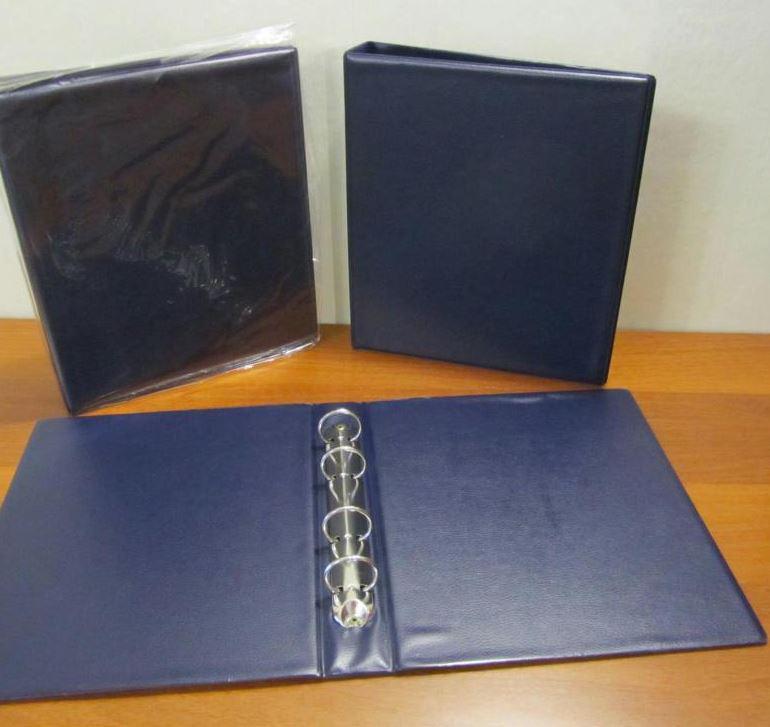 Альбом для монет и бон