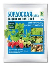 """Средство для защиты растений от болезней """"Бордоская смесь"""", 200 грамм"""