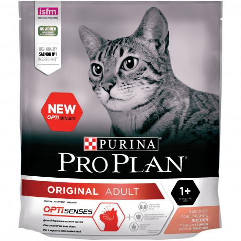 Сухой корм для взрослых кошек Pro Plan