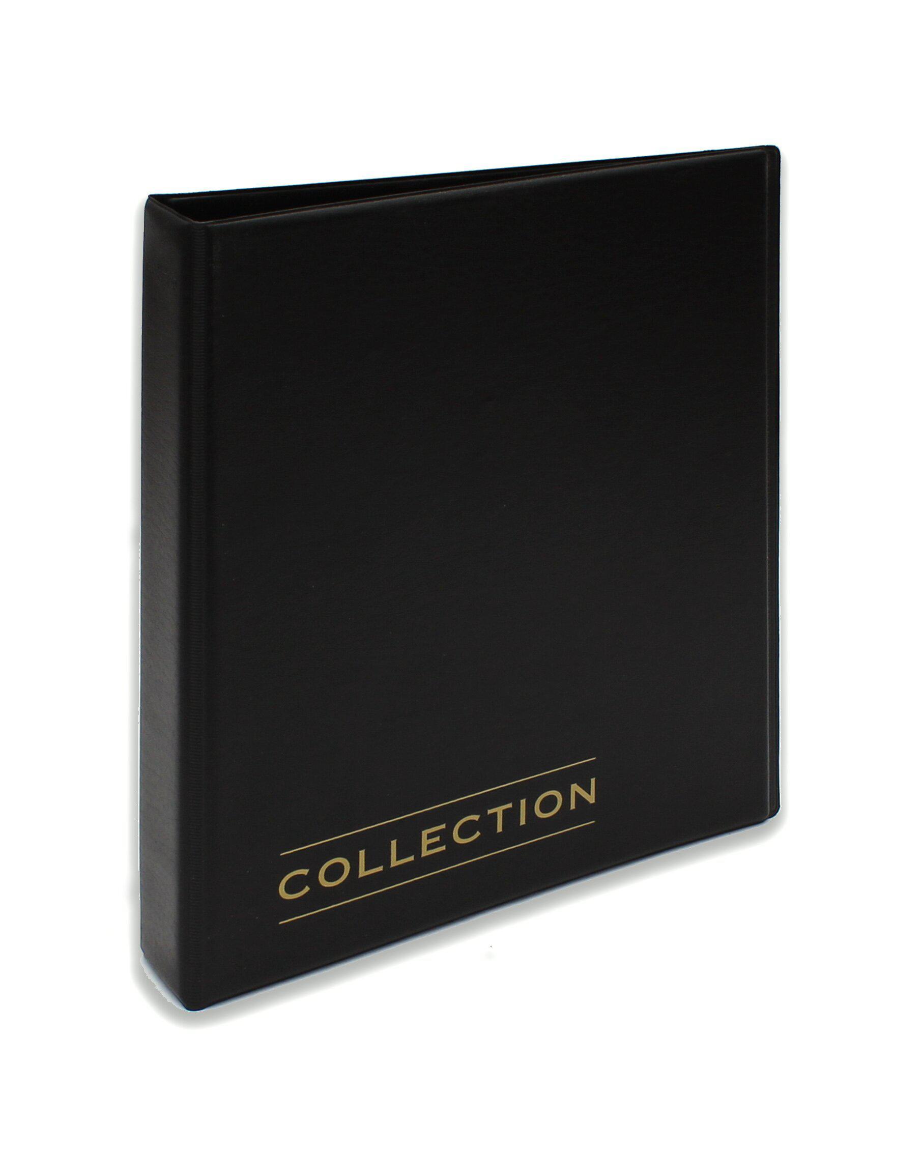 Альбом для монет и бон на кольцах