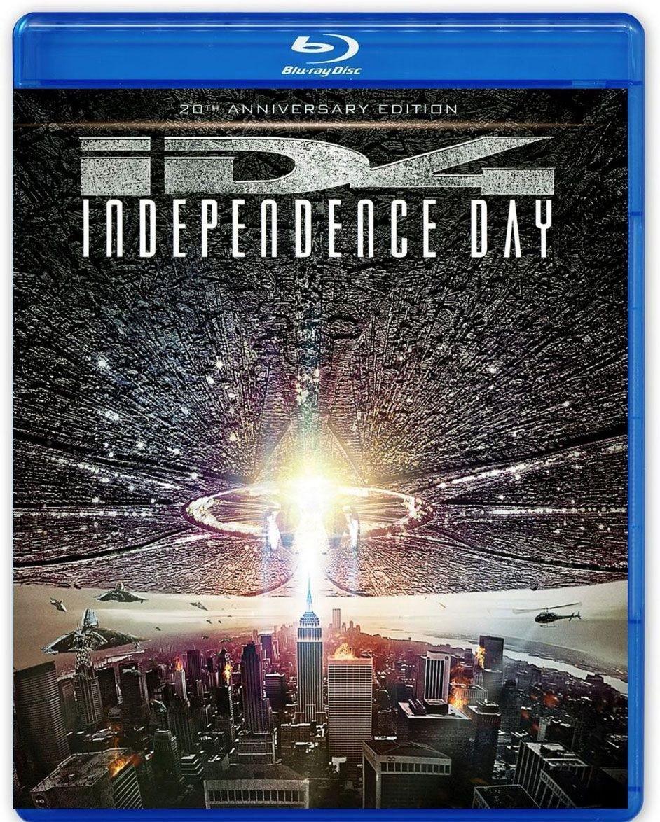 Blu-ray. День независимости. Юбилейное издание