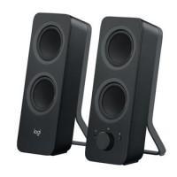 Акустическая система 2.0 Logitech Z207 Speaker System Bluetooth Black, чёрная