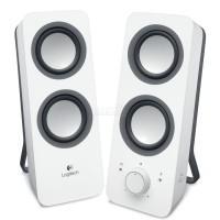 Акустика компьютерная Logitech Z200 Speakers Snow White, белая