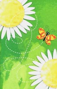 Солнце и бабочка. Блокнот