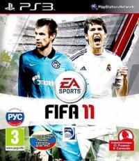 Blu-ray. FIFA 11. Русская версия (PS3)