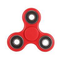 Спиннер трехлучевой (красный)