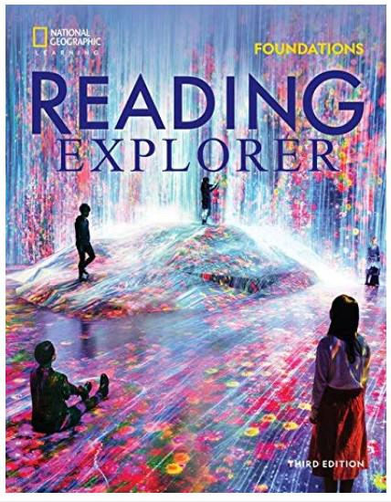 DVD. Reading Explorer Foundations (+ Audio CD)