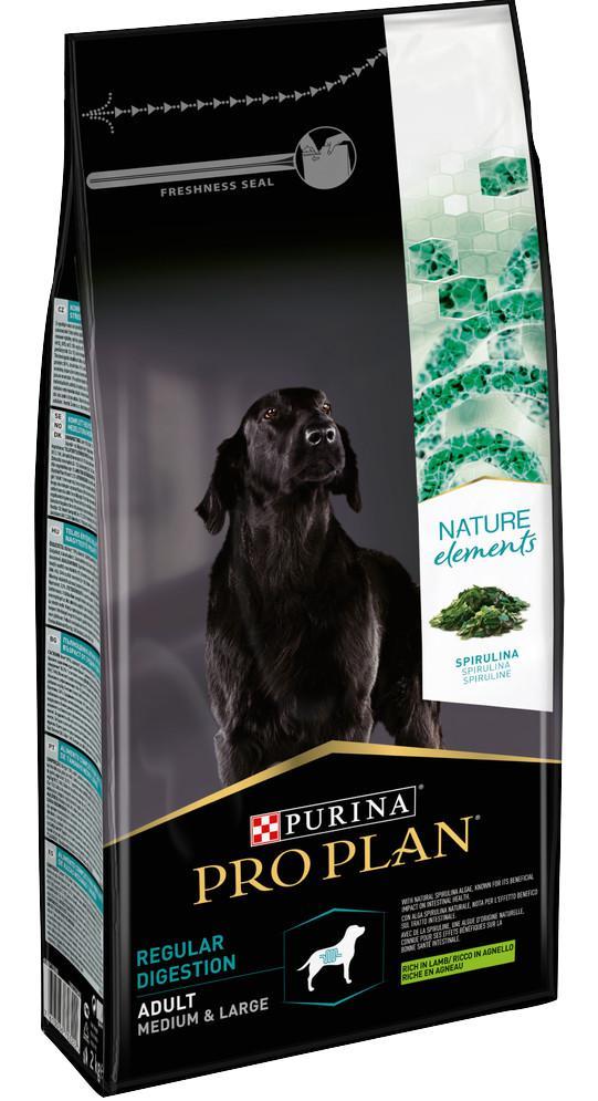Сухой корм для взрослых собак средних и крупных пород Pro Plan