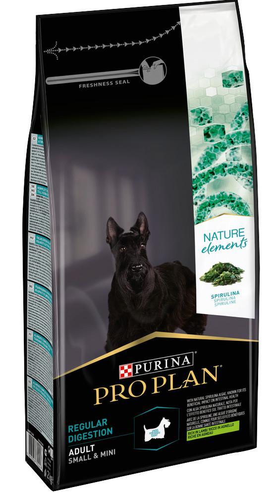 Сухой корм для взрослых собак мелких и карликовых пород Pro Plan