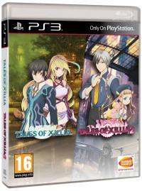 Blu-ray. Tales of Xillia + Tales of Xillia 2. Коллекционное издание (PS3) (количество Blu-ray: 2)