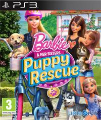 Blu-ray. Barbie and Her Sisters: Puppy Rescue (PS3)