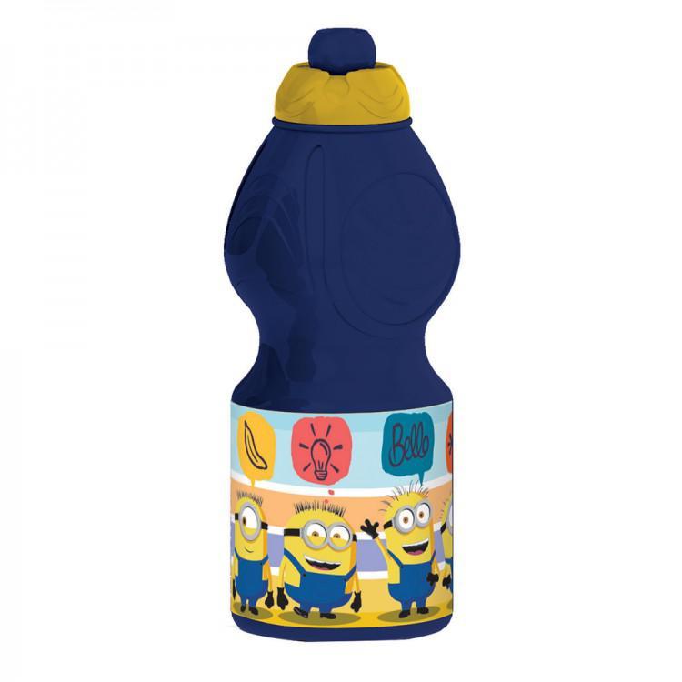 Бутылка пластиковая спортивная