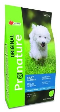 Сухой корм для взрослых собак всех пород Pronature