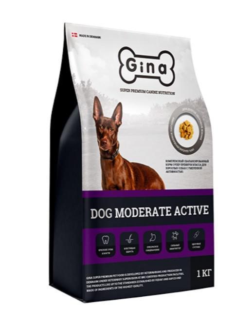 Сухой корм для активных собак