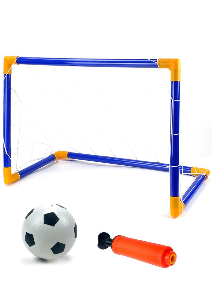 "Набор для футбола ""Ворота и мяч"", 65x45 см"