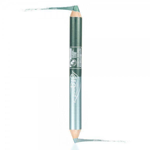 Двойной карандаш (для глаз + тени)