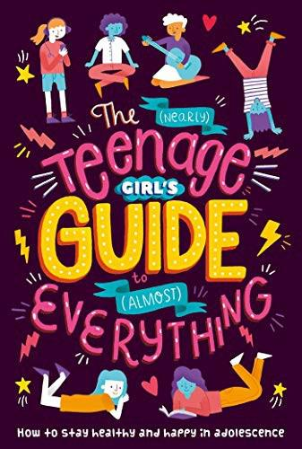 Gifts for teenage girls   The Teenage Girl's Guide   Beanstalk Single Mums