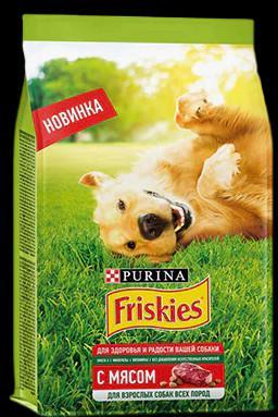 Сухой корм для взрослых собак всех пород