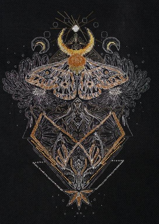 Набор для вышивания мулине Абрис Арт