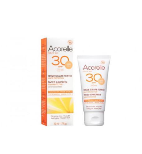 Солнцезащитный крем с тонирующим эффектом SPF 30