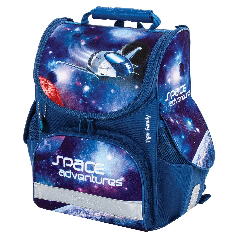 """Ранец эргономичный """"Space adventures"""", 35х31х19 см"""