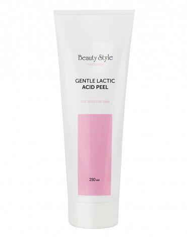 Пилинг-скатка с молочной кислотой для чувствительной кожи Beauty Style