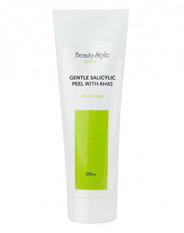 Салициловый пилинг-скатка с AHA кислотами для жирной кожи Beauty Style