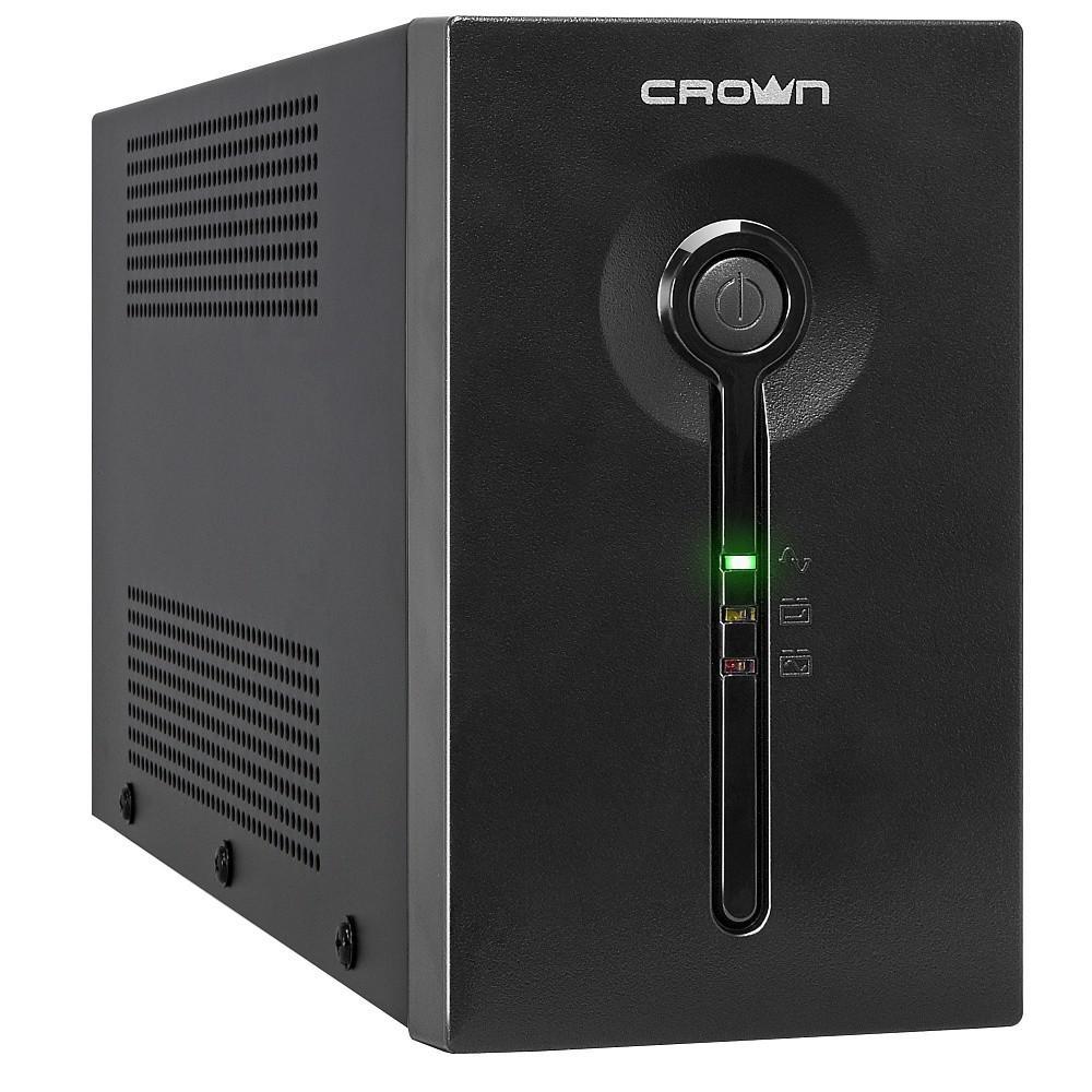 Источник бесперебойного питания CROWN CMU-SP650COMBO