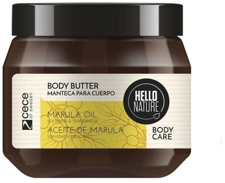 Масло для тела Hello Nature