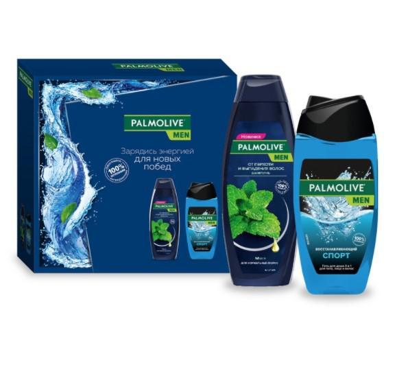 Подарочный набор Palmolive for men