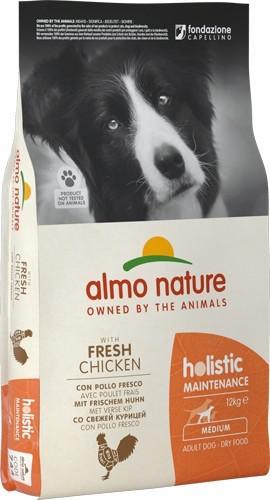 Сухой корм для собак средних пород Almo Nature