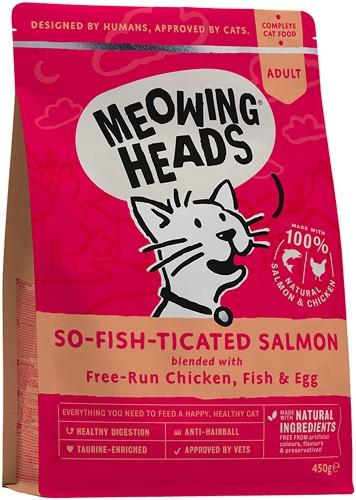 Сухой корм для кошек Barking Heads