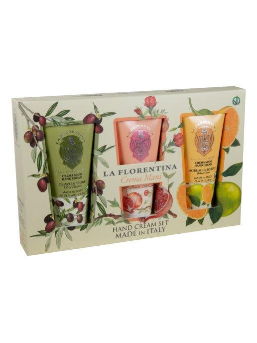 Набор кремов для рук La Florentina