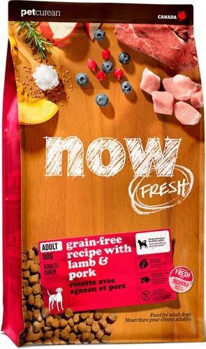 Корм беззерновой для собак Now Fresh