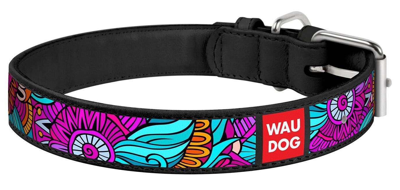 Ошейник для собак Wau Dog Design, с рисунком