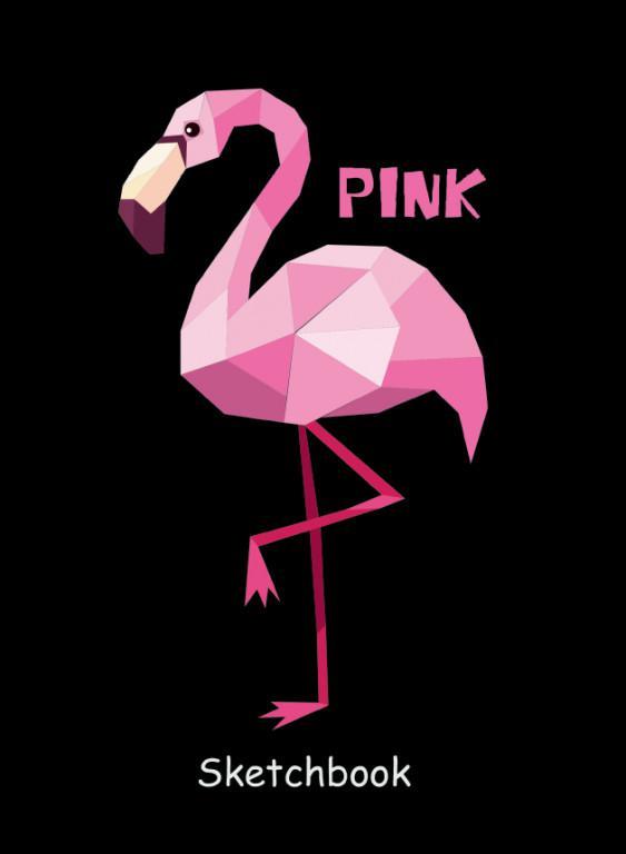 Скетчбук. Фламинго