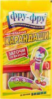 """Жевательный мармелад """"Фру-Фру. Мармеладные карандаши"""", со вкусом вишни, 85 г"""