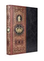 Русские полководцы. Книга в коллекционном кожаном инкрустированном переплете ручной работы с окрашенным и золочёным обрезом