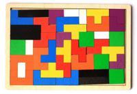 """Пазл деревянный """"TetrisWood"""""""