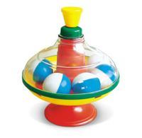 Юла-карусель с шариками
