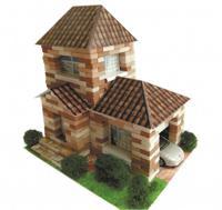 """Конструктор """"Архитектурное моделирование. Шотландский домик"""", 400 деталей"""