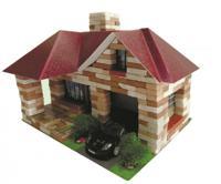 """Конструктор """"Архитектурное моделирование. Ирландский домик"""", 350 деталей"""