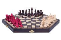 """Шахматы средние """"На троих"""""""