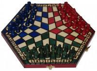 "Шахматы малые ""На троих"""